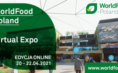 WorldFood Poland Virtual Expo